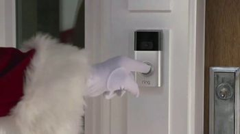 Ring Video Doorbell 2 TV Spot, 'Ring for the Holidays 2018' - Thumbnail 4