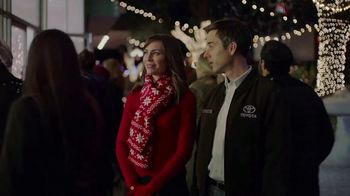 Toyota Toyotathon TV Spot, 'Holidays: Stopping Power' [T2] - 5 commercial airings