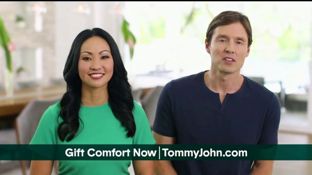 Is Tommy Ready For Prime Time Not At >> Tommy John Tv Commercial 2018 Holidays Awkward Moments Christmas