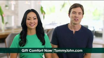 Tommy John TV Spot, '2018 Holidays: Awkward Moments: Christmas Delivery'
