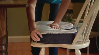 Perfect Cushion TV Spot, 'World's Most Comfortable Seat Cushion' - Thumbnail 5