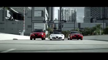 Alfa Romeo TV Spot, 'Revel in Speed: I Am' [T1]