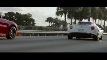 Alfa Romeo TV Spot, 'Revel in Speed: I Am' [T1] - Thumbnail 8