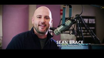 Skull Shaver TV Spot, 'Radio Personality' Featuring Sean Brace