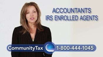 Community Tax TV Spot, 'Aggressive'