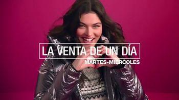 Macy's La Venta de Un Día TV Spot, 'Botas, relojes y cachemira' [Spanish] - Thumbnail 9