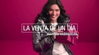 Macy's La Venta de Un Día TV Spot, 'Botas, relojes y cachemira' [Spanish] - Thumbnail 1