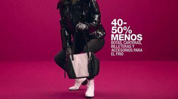 Macy's La Venta de Un Día TV Spot, 'Botas, relojes y cachemira' [Spanish] - Thumbnail 4