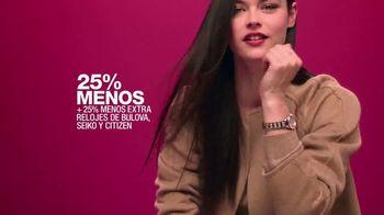 Macy's La Venta de Un Día TV Spot, 'Botas, relojes y cachemira' [Spanish] - Thumbnail 5