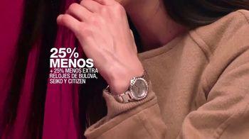 Macy's La Venta de Un Día TV Spot, 'Botas, relojes y cachemira' [Spanish] - Thumbnail 6