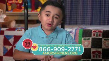 Shriners Hospitals for Children TV Spot, 'Gael' [Spanish] - Thumbnail 10
