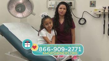 Shriners Hospitals for Children TV Spot, 'Gael' [Spanish] - Thumbnail 4