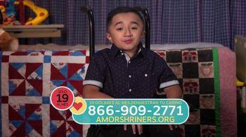 Shriners Hospitals for Children TV Spot, 'Gael' [Spanish] - Thumbnail 5