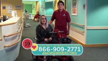 Shriners Hospitals for Children TV Spot, 'Gael' [Spanish] - Thumbnail 6