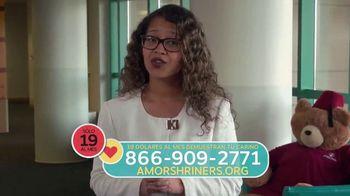 Shriners Hospitals for Children TV Spot, 'Gael' [Spanish] - Thumbnail 8