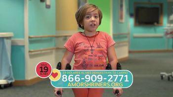 Shriners Hospitals for Children TV Spot, 'Gael' [Spanish] - Thumbnail 9