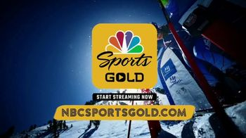 NBC Sports Gold Snow Pass TV Spot, 'Don't Miss a Single Stop' - Thumbnail 10