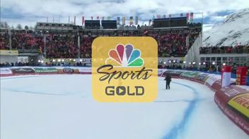 NBC Sports Gold Snow Pass TV Spot, 'Don't Miss a Single Stop' - Thumbnail 5