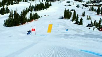 NBC Sports Gold Snow Pass TV Spot, 'Don't Miss a Single Stop' - Thumbnail 9