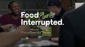 Panera Bread TV Spot, 'Food Interrupted: Plants' - Thumbnail 3