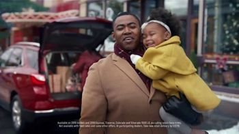 Chevrolet Employee Discount for Everyone Sales Event TV Spot, '2018 Holidays: Real Families' [T2]