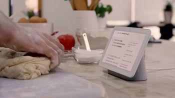 Google Home Hub TV Spot, 'Dough: Mini' Song by Jacqueline Taieb - Thumbnail 7