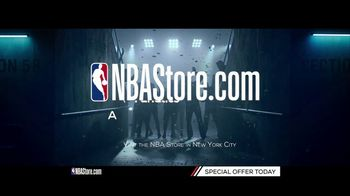 NBA Store TV Spot, 'Gear up: Special Offer' Song by Great Van Fleet - Thumbnail 10