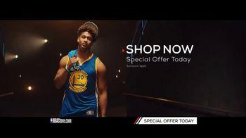 NBA Store TV Spot, 'Gear up: Special Offer' Song by Great Van Fleet - Thumbnail 9