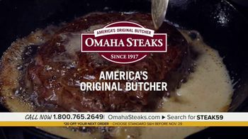 Omaha Steaks Favorite Gift Package TV Spot, 'Fifth Generation: $20 Off' - Thumbnail 9