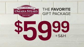Omaha Steaks Favorite Gift Package TV Spot, 'Fifth Generation: $20 Off' - Thumbnail 3