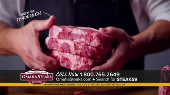 Omaha Steaks Favorite Gift Package TV Spot, 'Fifth Generation: $20 Off' - Thumbnail 4