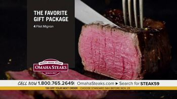 Omaha Steaks Favorite Gift Package TV Spot, 'Fifth Generation: $20 Off' - Thumbnail 5
