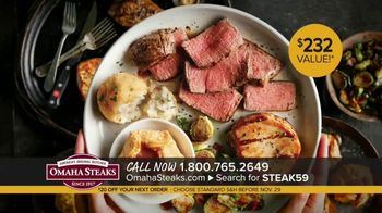 Omaha Steaks Favorite Gift Package TV Spot, 'Fifth Generation: $20 Off' - Thumbnail 7