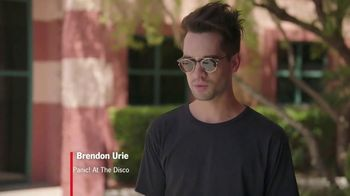 State Farm TV Spot, 'Neighborhood of Good With Panic! At the Disco' Featuring Brendon Urie - 1 commercial airings