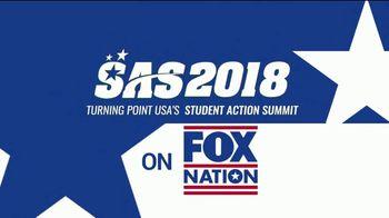 FOX Nation TV Spot, '2018 Student Action Summit'