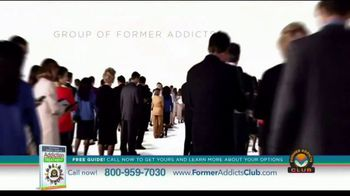 Former Addicts Club TV Spot, 'There's Hope'