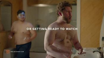 Dollar Shave Club TV Spot, 'Ready to Play' Song by Steve Lawrence - Thumbnail 5
