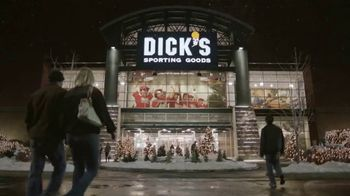 Dick's Sporting Goods TV Spot, 'Holidays: The Gifts You Want' - Thumbnail 1