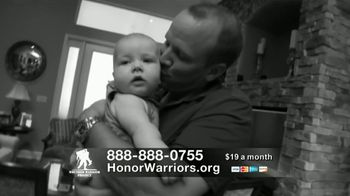 Wounded Warrior Project TV Spot, 'Father's Second Chance' Featuring Gerald McRaney - Thumbnail 4