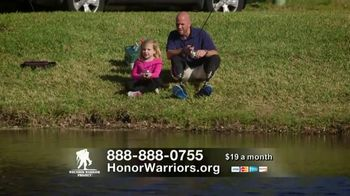 Wounded Warrior Project TV Spot, 'Father's Second Chance' Featuring Gerald McRaney - Thumbnail 5
