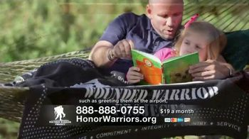 Wounded Warrior Project TV Spot, 'Father's Second Chance' Featuring Gerald McRaney - Thumbnail 6