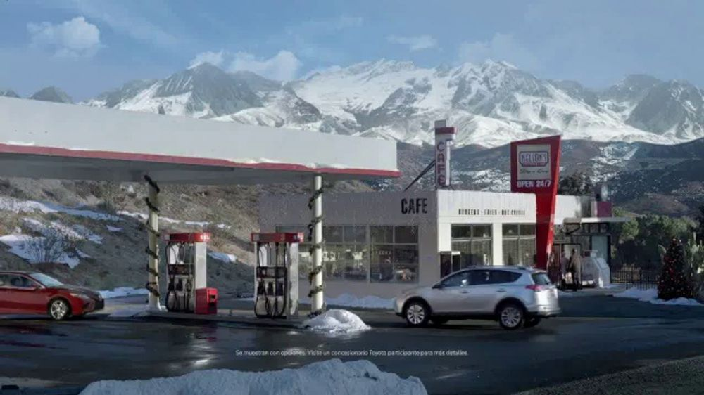 Toyota Toyotathon TV Commercial, 'Casual Encounter' [Spanish] [T2