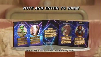 GEICO TV Spot, 'Best of GEICO: Voting Online' - Thumbnail 9