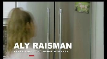 Cheribundi TV Spot, 'Daily Routine' Featuring Aly Raisman