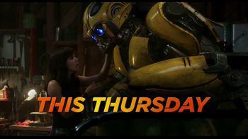 Bumblebee - Alternate Trailer 62
