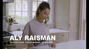 Cheribundi TV Spot, 'Strength' Featuring Aly Raisman - 8 commercial airings