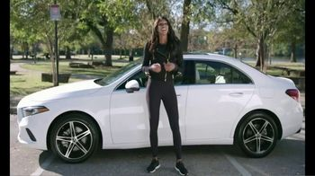 Mercedes-Benz A-Class TV Spot, 'ESPN: Maria Taylor's A-Class Bucket List: Basketball With Nick Saban' [T1] - Thumbnail 1