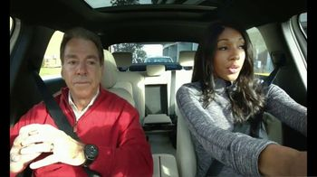 Mercedes-Benz A-Class TV Spot, 'ESPN: Maria Taylor's A-Class Bucket List: Basketball With Nick Saban' [T1] - Thumbnail 4