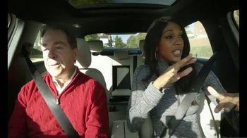 Mercedes-Benz A-Class TV Spot, 'ESPN: Maria Taylor's A-Class Bucket List: Basketball With Nick Saban' [T1] - Thumbnail 7