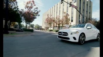 Mercedes-Benz A-Class TV Spot, 'ESPN: Maria Taylor's A-Class Bucket List: Basketball With Nick Saban' [T1] - Thumbnail 8